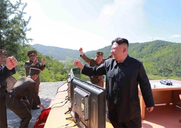 Triều Tiên, tên lửa Triều Tiên, vũ khí Triều Tiên, Mỹ