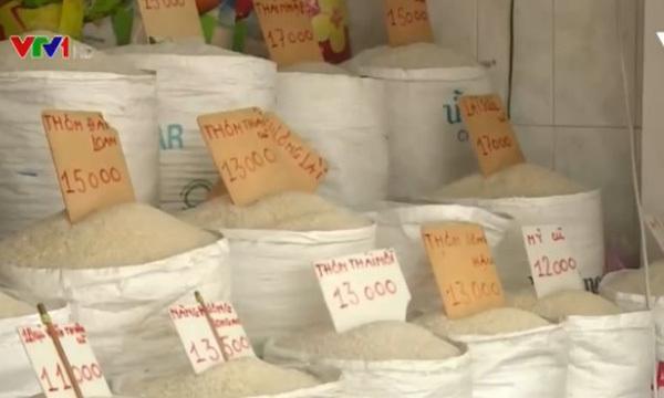 Quá trình biến lúa, gạo lậu thành lúa, gạo hợp pháp