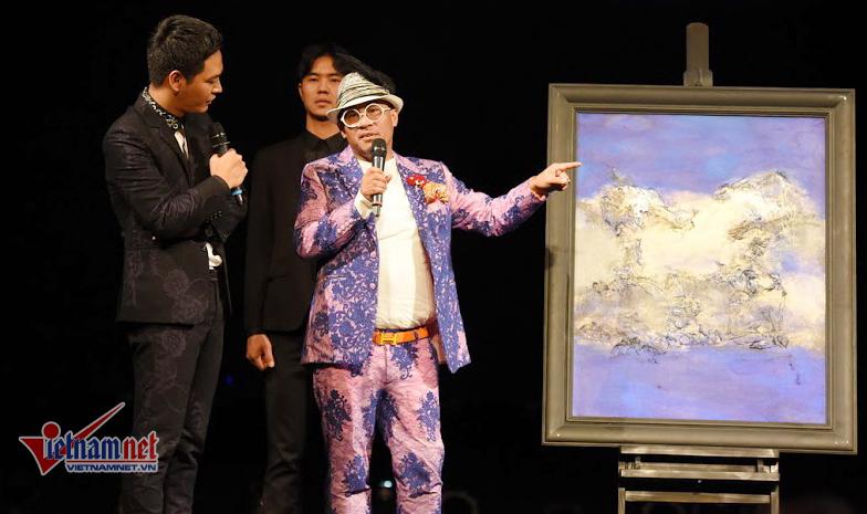 MC Phan Anh, Tùng Dương, Thanh Lam, Làng Sao