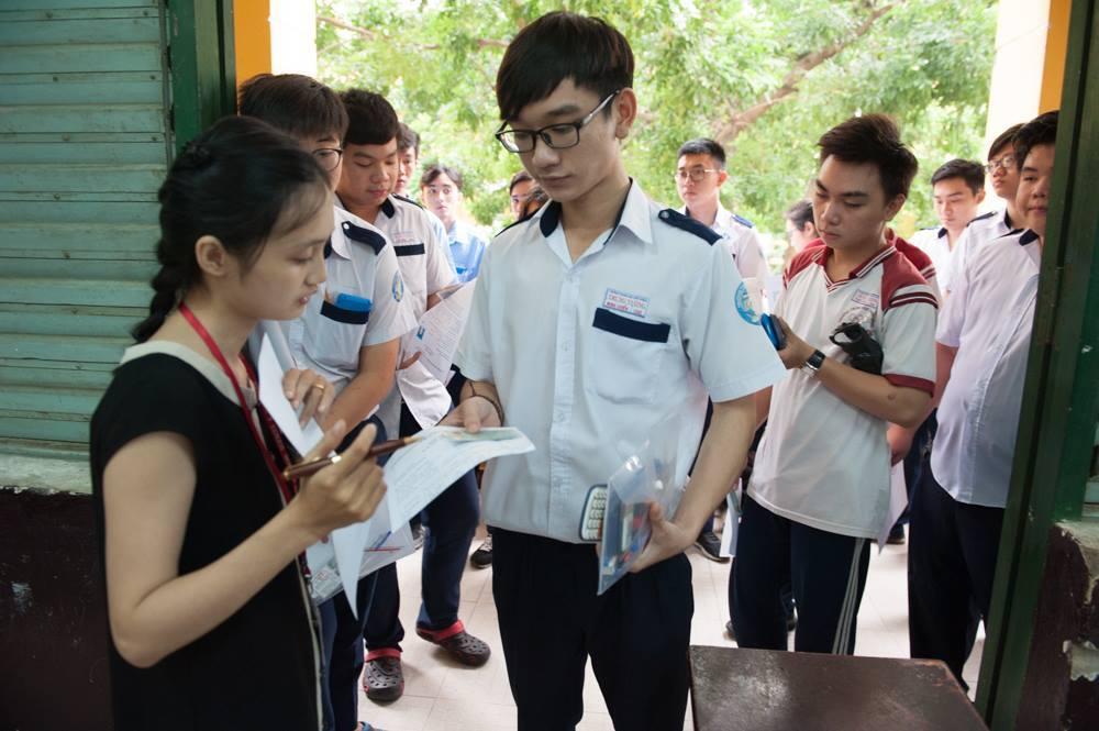 Thi THPT quốc gia,Thi trung học phổ thông quốc gia,Điểm thi THPT quốc gia 2017