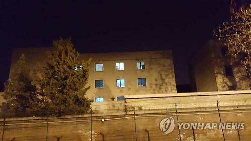 Triều Tiên, đại sứ quán Triều Tiên,Olympic Bắc Kinh 2008
