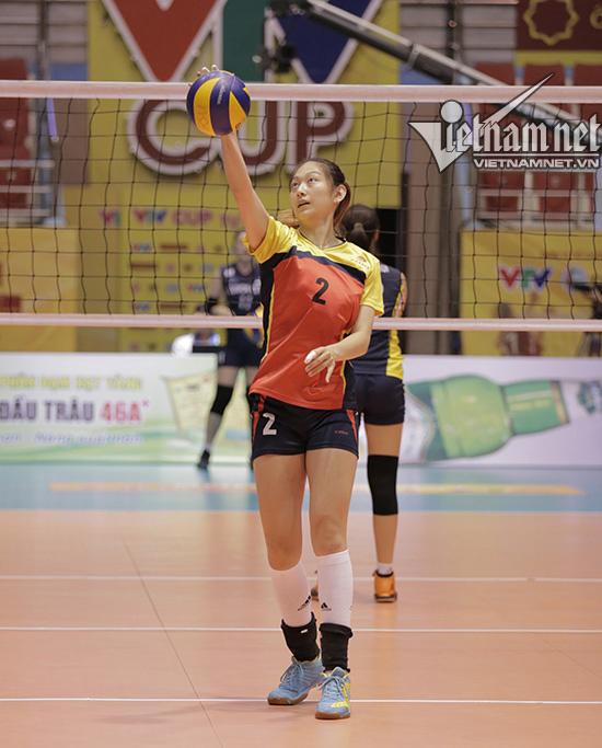 Bóng chuyền Việt Nam, VTV Cup 2017, Kim Huệ, Hoa khôi VTV Cup