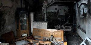 Cháy nhà 4 tầng, cả gia đình 4 người tử vong