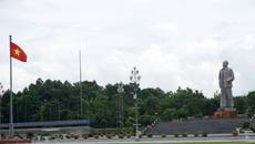 Quảng Bình sẽ có quần thể tượng đài Chủ tịch Hồ Chí Minh