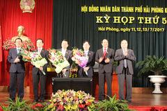 Hải Phòng có thêm 2 Phó chủ tịch UBND TP