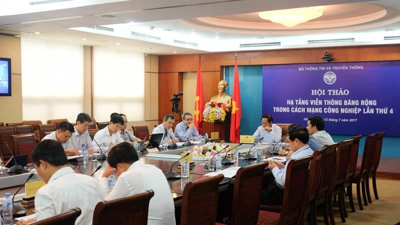 Cách mạng Công nghiệp 4, Việt Nam, IoT