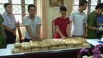 Bắt giữ vụ chuyển hồng phiến lớn nhất ở Lai Châu
