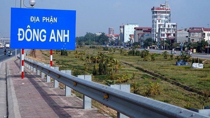 đất nền, giá đất tăng, sốt đất, bất động sản Hà Nội