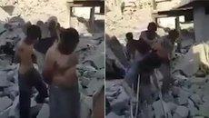 Phiến quân IS 'bò ra khỏi hang' xin hàng