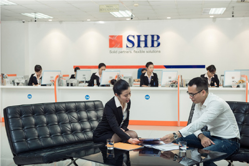 SHB giảm lãi suất cho vay ngắn hạn VNĐ
