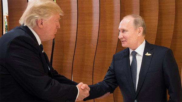 Tổng thống Mỹ,Donald Trump,bí ẩn,Tổng thống Putin