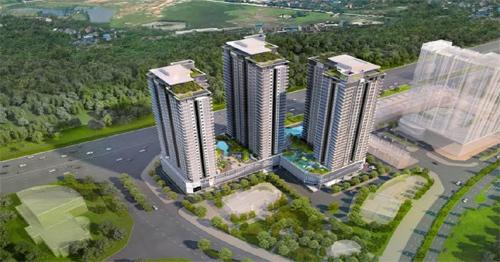 The ZEN Residence: căn hộ đáng sống Nam Hà Nội