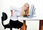 Cách phòng tránh bệnh đau lưng cho dân văn phòng