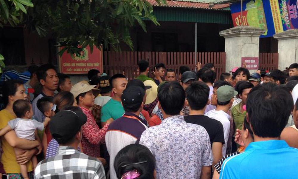 bắt cóc, Nghệ An, bắt có trẻ em