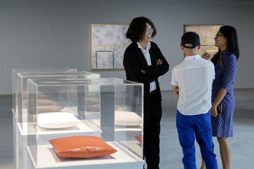 Đưa nghệ thuật đương đại đến gần với công chúng