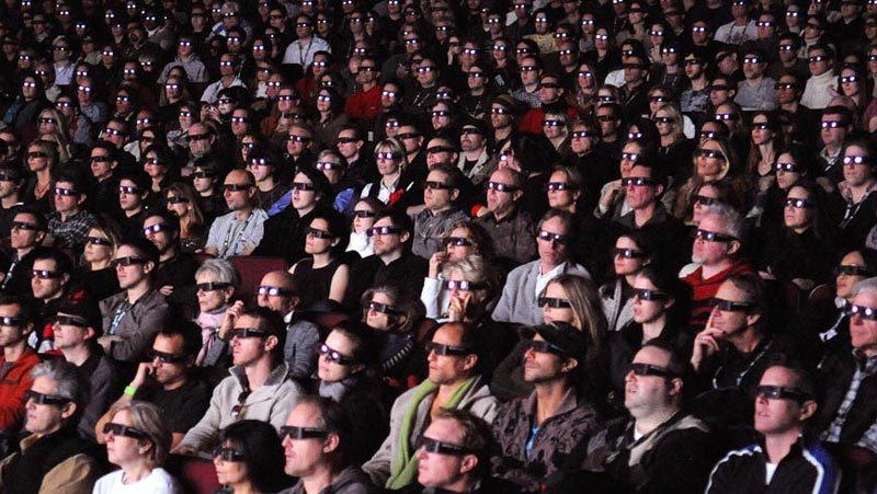 TV 3D, phim 3D, kính 3D
