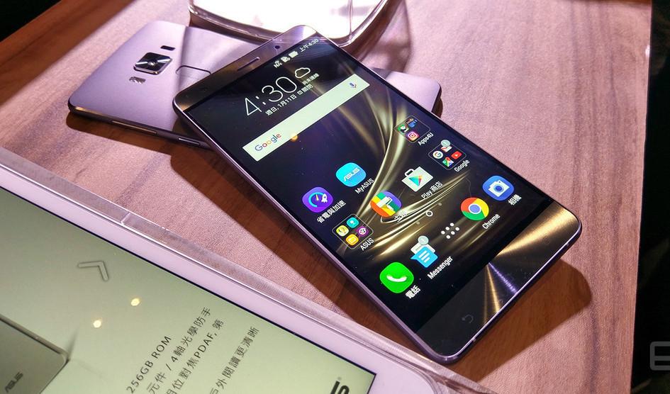 ASUS ZenFone 4 sẽ ra mắt trong tháng 8