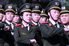 Lưu ý quan trọng khi thay đổi nguyện vọng các trường công an, quân đội