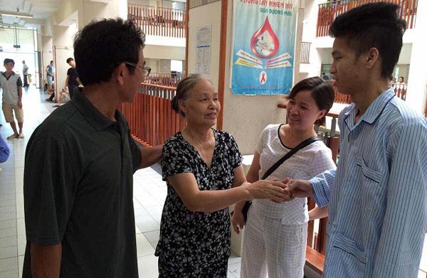 thủng tạng,bệnh viện Bạch Mai,sốc nhiễm trùng