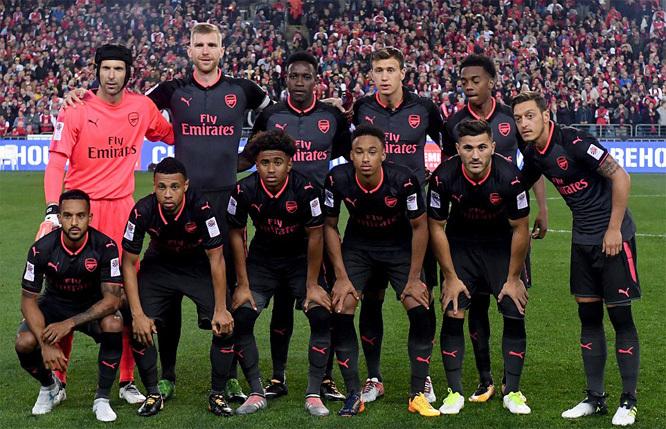 'Bom tấn' Lacazette ghi bàn ngay trận ra mắt Arsenal
