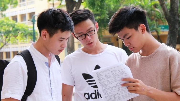 Tuyển sinh 2017, Thông tin tuyển sinh, Tuyển sinh đại học