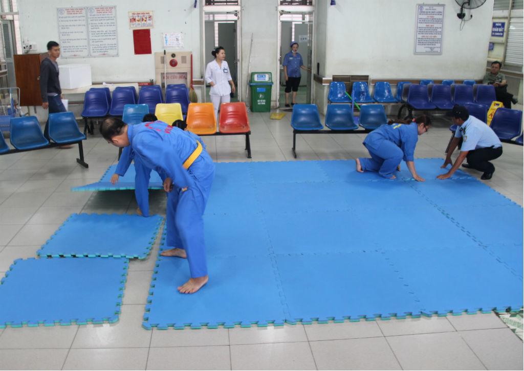 bác sĩ, võ thuật, Sài Gòn, bệnh viện chợ Rẫy