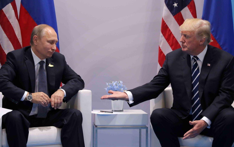Tổng thống Mỹ,Tổng thống Nga,Trump,Putin,vườn rau Nhà Trắng
