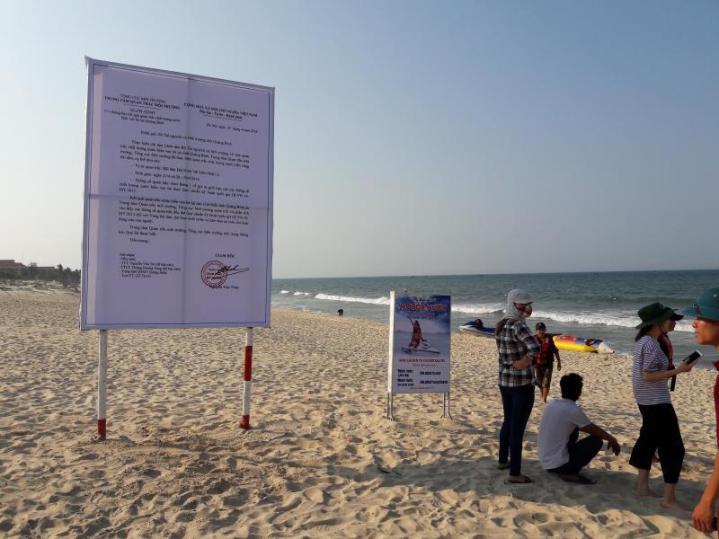 Formosa, sự cố biển miền Trung, ô nhiễm môi trường