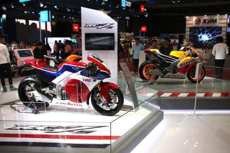 Top 5 siêu môtô hàng khủng, tiền tỷ tại Việt Nam