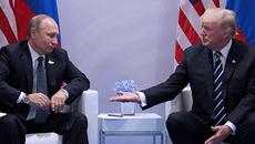 Ông Trump sẽ mời Tổng thống Putin tới Nhà Trắng