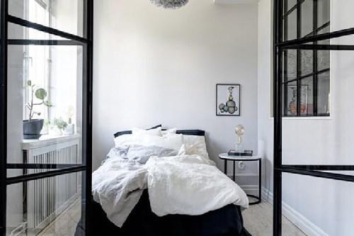 căn hộ chung cư, chung cư Hà Nội, nội thất, phong cách Bắc Âu