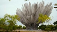 Xử lý quả bom nặng gần 230 kg sót lại sau chiến tranh