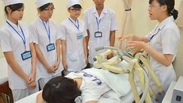Điểm nhận hồ sơ xét tuyển của các trường y - dược