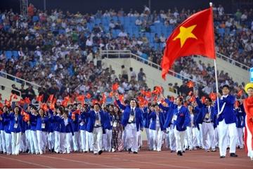 Thể thao Việt Nam dự SEA Games 29: Chỉ còn 2 phó đoàn