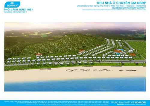 BIDGROUP đầu tư khu sinh thái nghỉ dưỡng ở Nghi Sơn