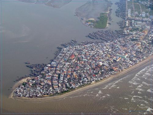 Về làng chài tỷ phú ở Vũng Tàu