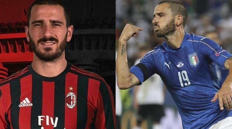 Milan, Bonucci, Juventus, MU, Chelsea