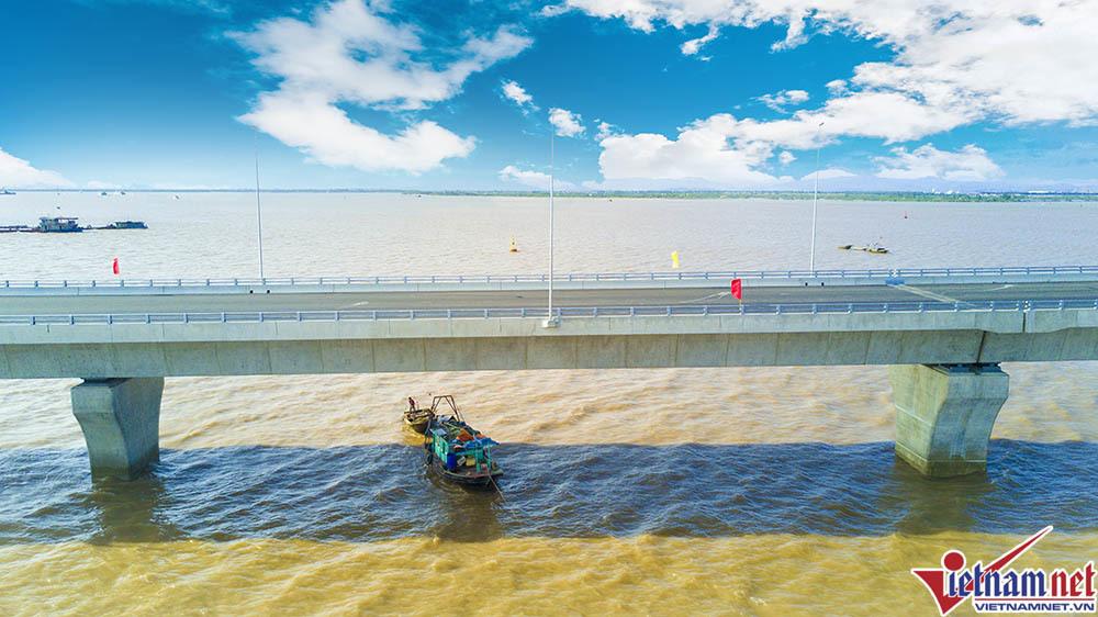cầu Tân Vũ – Lạch Huyện,cầu vượt biển,cầu vượt biển dài nhất Việt Nam,Hải Phòng