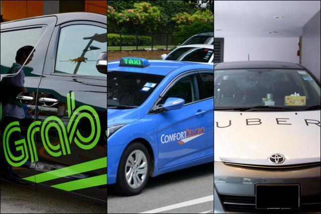 Uber, Grab, taxi truyền thống, cuộc chiến taxi