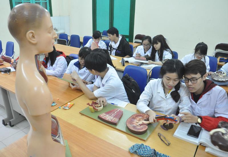 học phí, ĐH Y khoa Phạm Ngọc Thạch