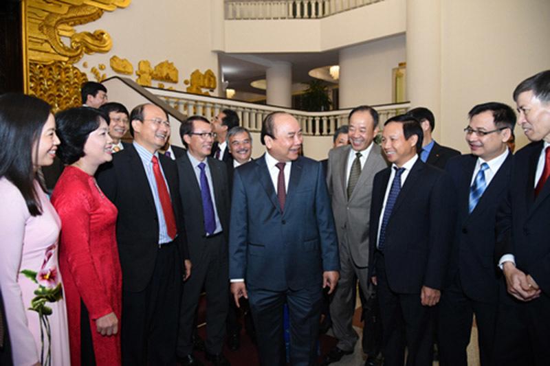 Thủ tướng: Vị thế đất nước nâng cao là nhờ đóng góp của ngành ngoại giao