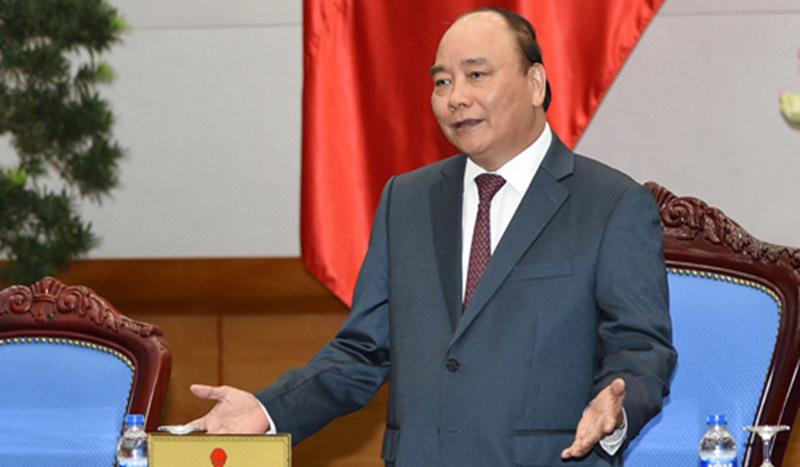 Thủ tướng Nguyễn Xuân Phúc, Nguyễn Xuân Phúc