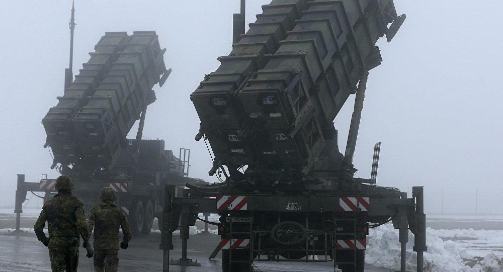 Patriot, tên lửa Patriot, Mỹ, Nga, NATO, tên lửa Nga