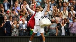 Federer lần thứ 11 vào chung kết Wimbledon