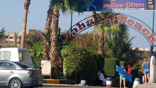 Ai Cập, khu nghỉ dưỡng, tấn công, du khách, khách du lịch