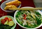 Những quán ăn trên 30 năm vẫn đắt khách ở Hà Nội