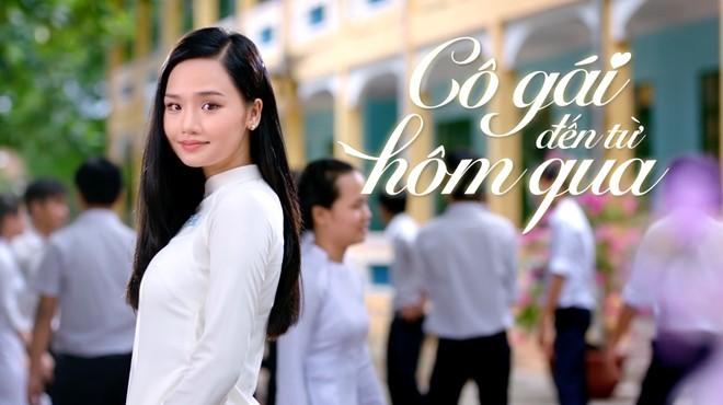 'Cô gái đến từ hôm qua': Quá đẹp và lãng mạn