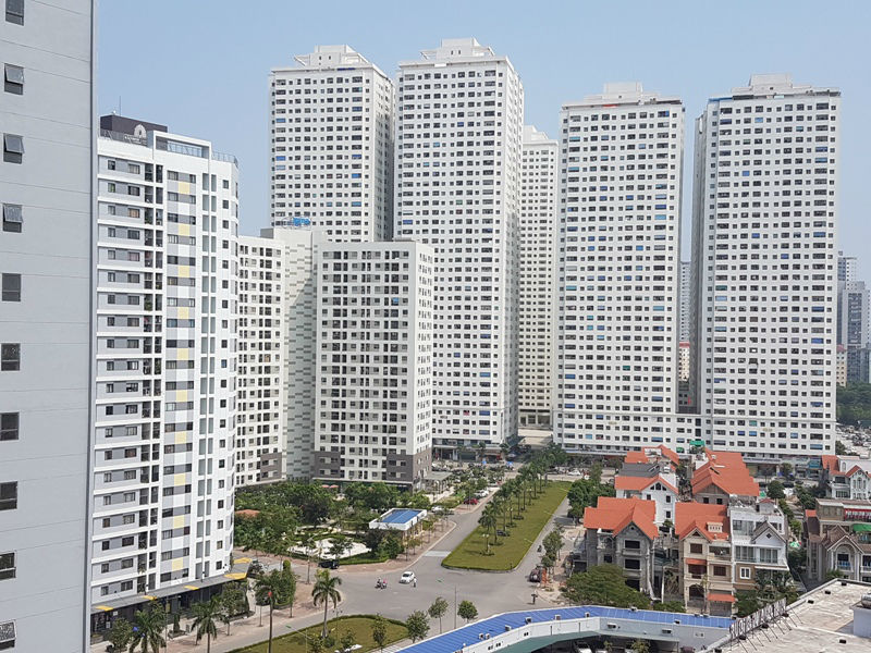 Hà Nội yêu cầu kiểm soát dân số các dự án nhà ở