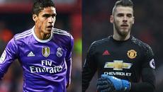 Mourinho đổi De Gea lấy Varane, Bale từ chối MU