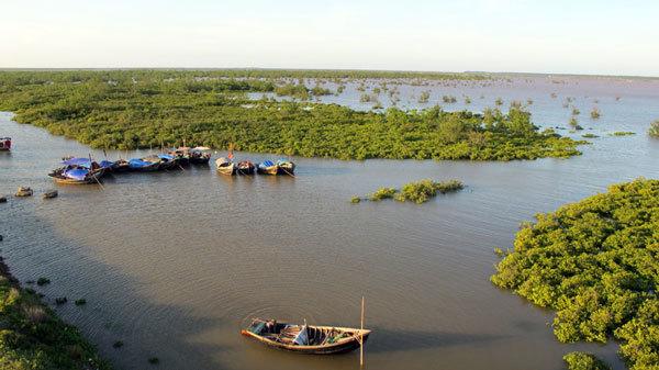 Khu dự trữ sinh quyển sông Hồng